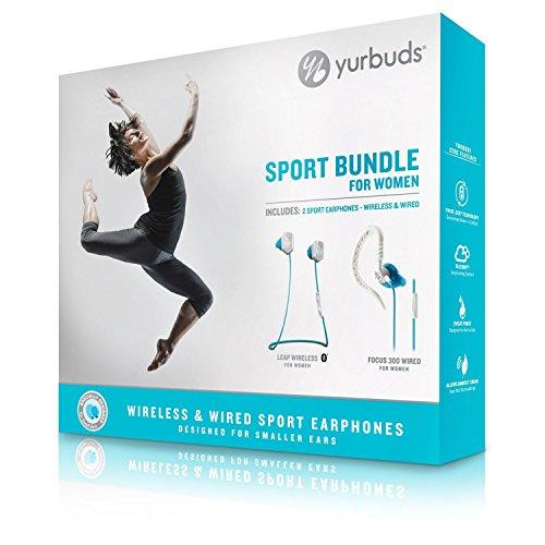 Yurbuds Sport Bundle For Women