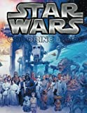Star Wars Coloring Book: This fantastic 60 page A4 size Coloring Book is full of images from Star War Movies including…