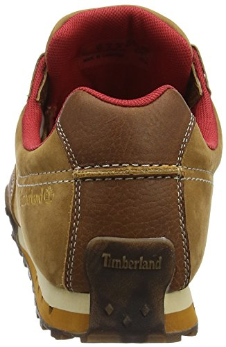 Marron Baskets Low Homme Lite Greeley Timberland Brown Greeley Braun Leather 6qw1Yx4xB