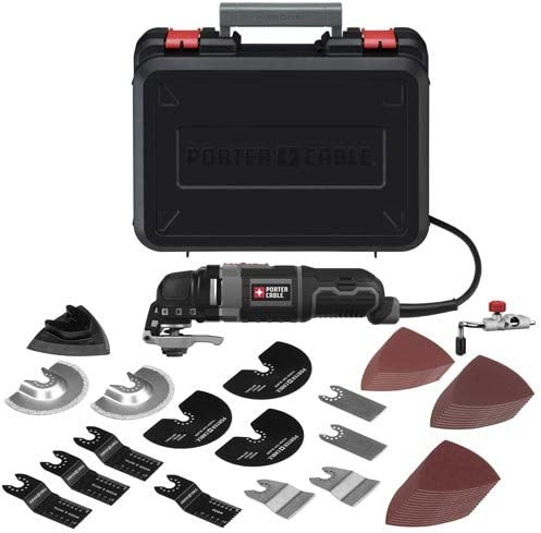 5. Porter-Cable PCE605K52 Oscillating Tool Kit