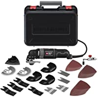 Porter-Cable PCE605K52 3-Amp Oscillating Multi-Tool Kit with 52 Accessories