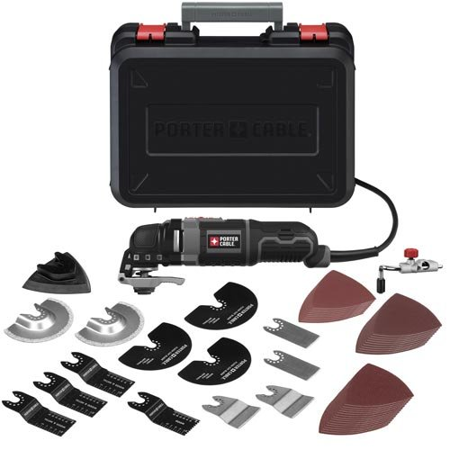 PORTER-CABLE PCE605K52 Oscillating Multi-Tool Kit Review
