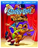 Scooby Doo! Music of the Vampire (Blu-ray/DVD Combo + UltraViolet Digital Copy)