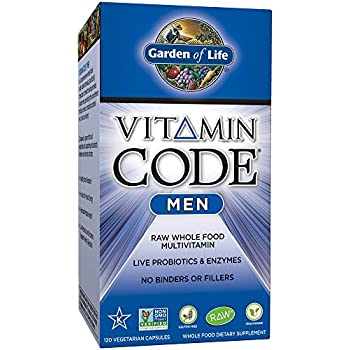 Amazon Com Rainbow Light Men S One Multivitamin