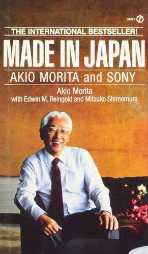 BOOK Made in Japan: Akio Morita and Sony P.D.F