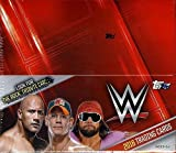 (US) 2016 Topps WWE Pro Wrestling Trading Cards Factory Sealed Hobby Box - 24 packs of 7 cards each