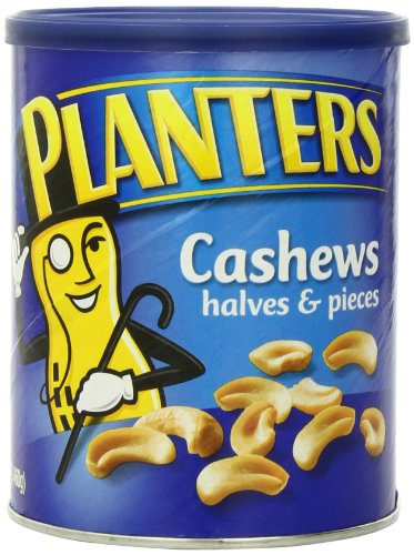 Planters Cashew Halves and Pieces, 16.25 oz.