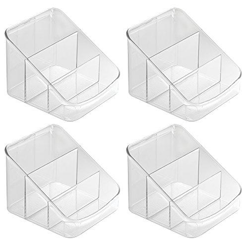 InterDesign Kitchen Cabinet Organizer Packets