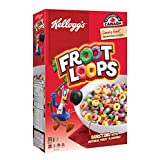 Kellogg's Froot Loops Cereal Retail Size 345 Gram