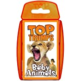 Baby Animals Top Trumps Card Game | Educational Card Games