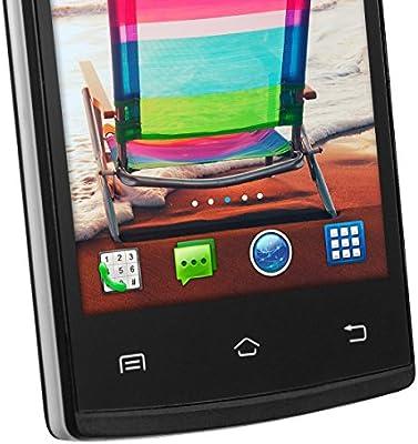 Woxter Zielo Q23 Black - Smartphone de 4.5