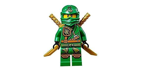 Amazon.com: LEGO Ninjago, minipersonaje de Lloyd Zukin ...
