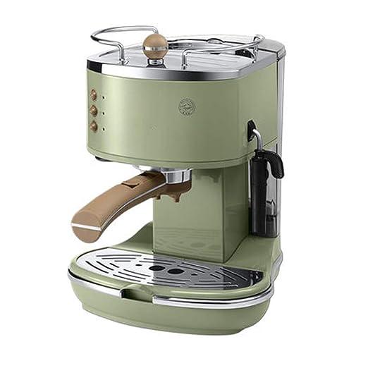 Cafetera retro semiautomática máquina de café italiana bombeo ...