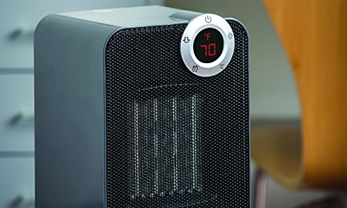 Modernhome Space Heater Digital Touch Activated