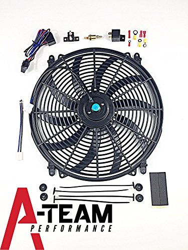 10 electric fan with thermostat - 3