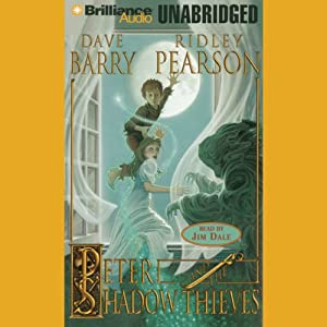 Peter and the Shadow Thieves Audiobook