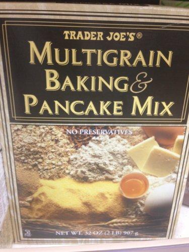 (Trader Joe's Multigrain Baking & Pancake Mix (2 Packs) )