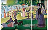 High quality print on canvas in 3 parts, specification 320g/m², on stable wooden stretcher frame, all set for hanging.1art1 Canvas Prints - every picture a masterpieceIn 1art1's large portfolio you can find picture motifs from all styles, artists and...