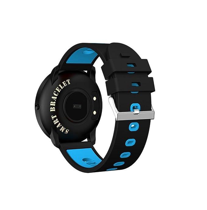 Magiyard SmartWatch Podómetro, Smart Wrist Band Sleep Deportes ...