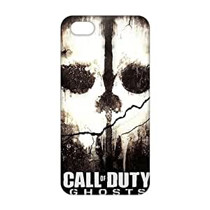 Slim Thin 3D Call of Duty Ghosts For HTC One M8 Phone Case Cover