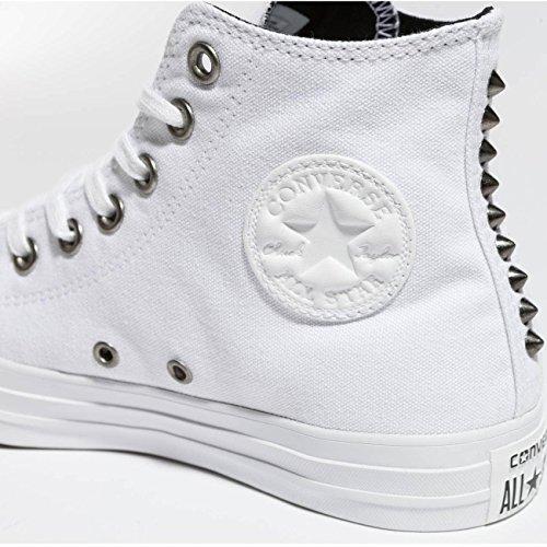 Converse Mujeres Calzado/Zapatillas de Deporte Chuck Taylor All Star Hi blanco