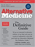 Alternative Medicine, Burton Goldberg and John W. Anderson, 1587611406