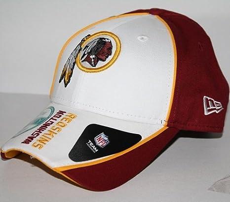 "5bd749809 Image Unavailable. Image not available for. Color: Washington Redskins New  Era 9Forty NFL ""Opus Strikes Back"" Adjustable Hat"