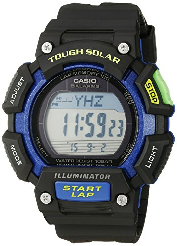 Casio STL S110H 1BCF Tough Runner Digital