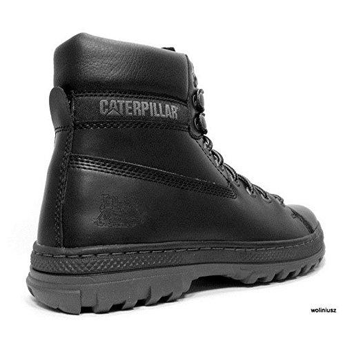 CAT Footwear Pentonville - Botas chukka de cuero hombre Black