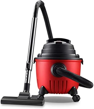 Húmedo y en seco aspiradora sin bolsa Vac con el ventilador - for interior/exterior Capacidad de Uso -Gran - Incluye Tapicería y Suelo de cepillo y la herramienta for hendiduras ZHANGKANG: Amazon.es: