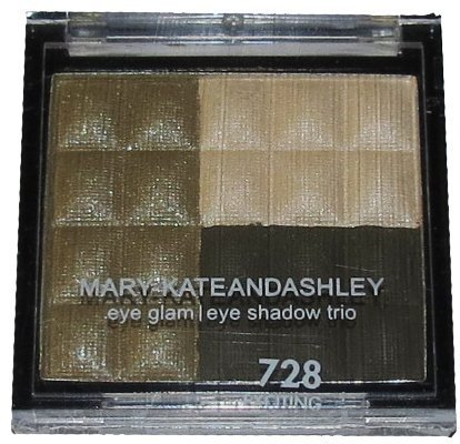Mary Kate & Ashley Eye Glam Eye ShadowPalette Trio - Excitin