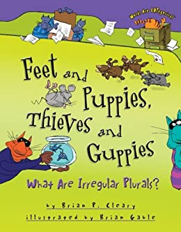Feet Puppies Thieves Guppies CATegorical ebook product image