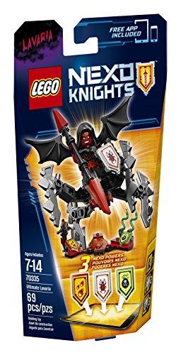 LEGO NexoKnights ULTIMATE Lavaria 70335