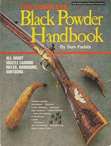 The complete black powder handbook ()