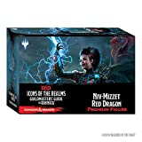 Book cover from WizKids D&D Icons of The Realms: Guildmasters Guide to Ravnica Niv-Mizzet Red Dragon Premium Figure by Wizards RPG Team