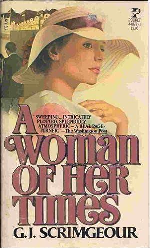 Woman of Her Times: Amazon.es: Scrimgeour, G.J.: Libros en idiomas extranjeros