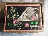 1940's Dux Episcop Model 49 Projector Germany Bakelite With Box