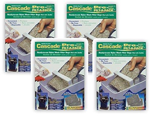 consegna e reso gratuiti Penn-Plax Cascade pro-z pro-z pro-z bidone Fliter per acquari, 8 filtri totale (4 confezioni con 2 filtri in ogni confezione)  il più recente