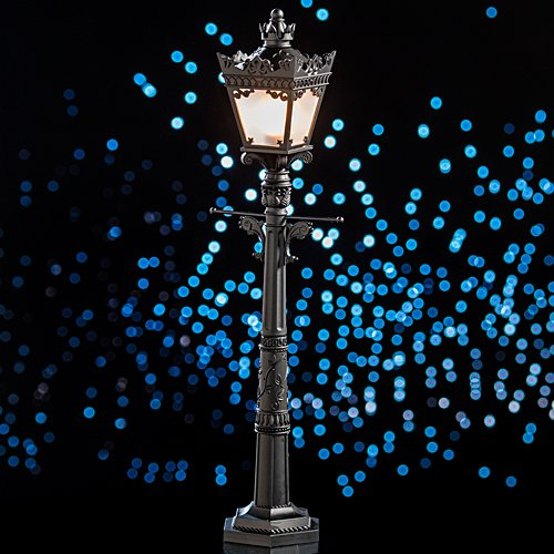 Mini City Street Lamp Standup Photo Booth Prop Background Backdrop Party Decoration Decor Scene Setter Cardboard -