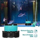 boxtech Submersible Water Pump - Ultra Quiet Mini