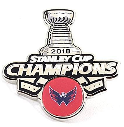Amazon.com   aminco Washington Capitals 2018 Stanley Cup Champions ... f65028146db