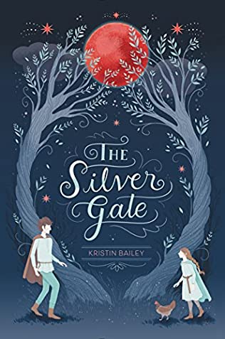 book cover of The Silver Gate