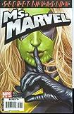 Ms. Marvel #25 Secret Invasion Infiltration