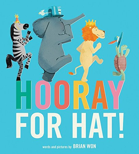 (Hooray for Hat! (Board Book) )