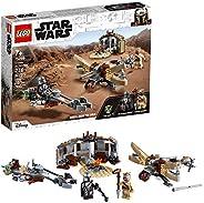 LEGO® Star Wars: Os Problemas do Mandaloriano em Tatooine 75299; Kit de Construção (277 peças)