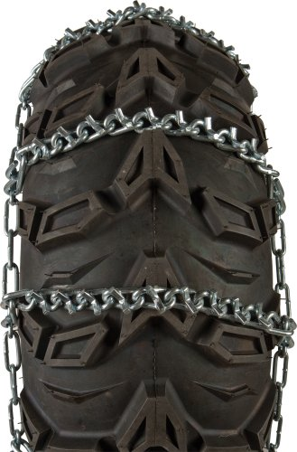 Cycle Country V-Bar ATV/UTV Tire Snow Chain - 8in. SZ A