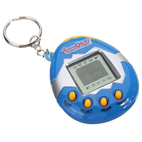 Nostalgic 90S Tamagotchi 49 Pets In One Virtual Cyber Pet Toy Funny Virtual Pet Solid Color