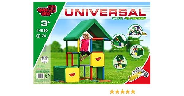 Quadro   Universal   Giant Construction KIT   Climbing Toy   Large Scale  Building Set