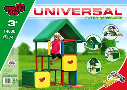 QUADRO CONSTRUCTION KIT - ''UNIVERSAL'' by QUADRO @ PHUNZONE.COM