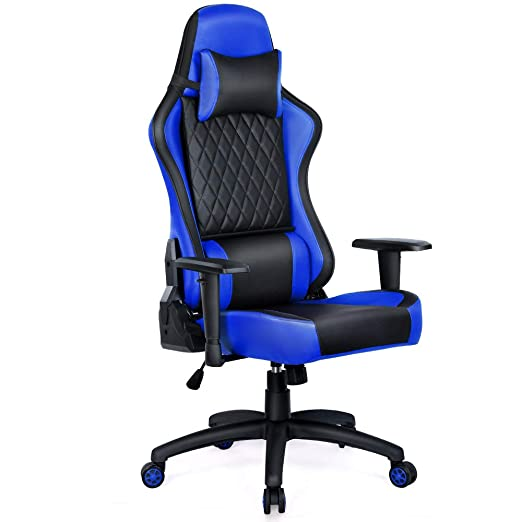 GOOGO Silla de Gaming Escritorio Oficina Sillas Gamer ...